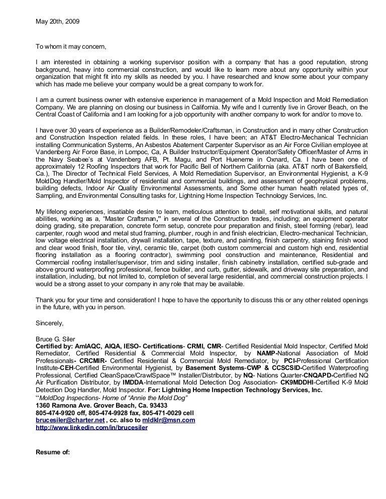 pest control cover letter - Major.magdalene-project.org