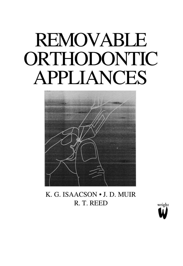 Copy removable orthodontic appliances