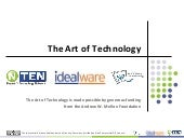 Art of Technology: Core Technical Services