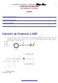 Questões Corrigidas, em Word:  Potencial Elétrico  - Conteúdo vinculado ao blog      http://fisicanoenem.blogspot.com/
