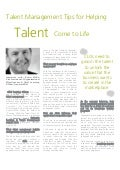 Talent Management Tips for Helping Talent Come to Life - Kevin Wilde, General Mills