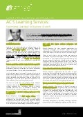 ACS Learning Services: Optimizing Learning for Business Growth - Richard Klingshirn, ACS Learning Services