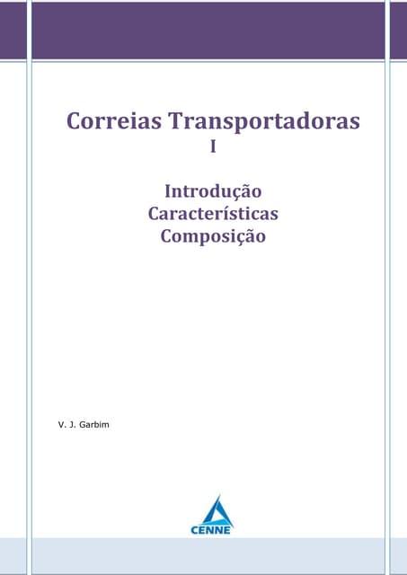 Correias transportadoras - Parte 1