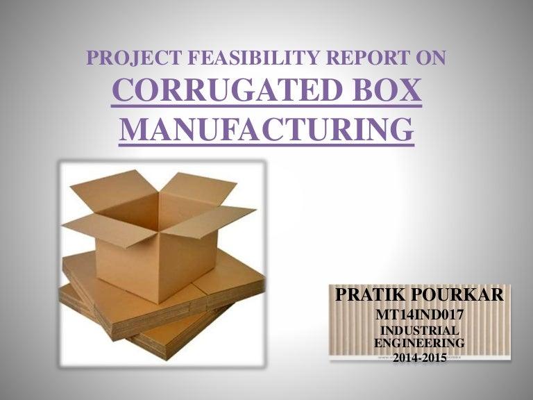 Corrugated Box Pratik Pourkar