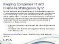 Corsis | Keeping Companies' IT and Business Strategies in Sync