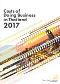 Costs of Doing Business in Thailand (2017)