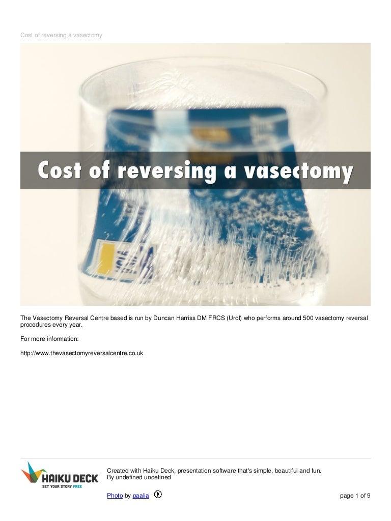 Costofreversingavasectomy 141125112552 Conversion Gate01 Thumbnail 4cb1416914884