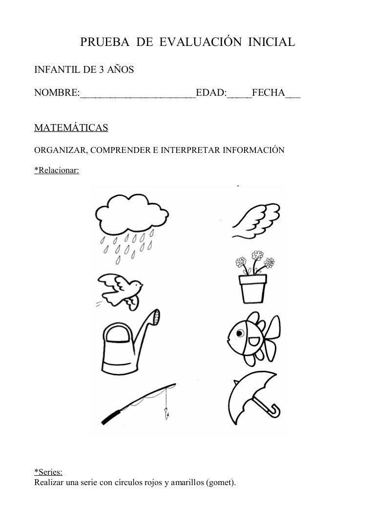 Prueba de-evaluación-inicial-infantil-3-anos-matematicas