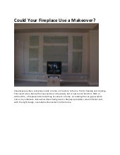 Alpine Fireplaces - Could your fireplace use a makeover