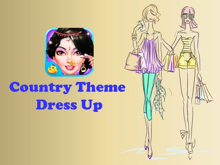 Country Theme Dress Up Android Games For Girls