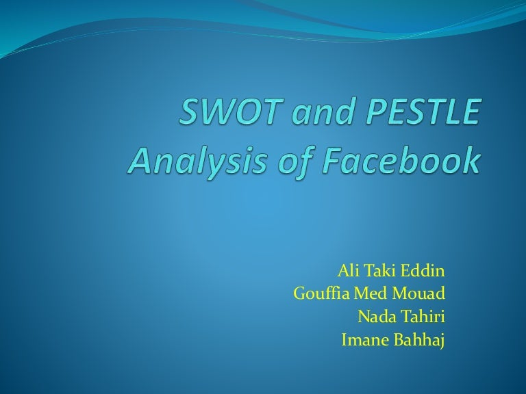 swot and pestle The macro environment is the most general layer of the business environment and consists of broad environmental factors that impact all organizations across all industries so firms use frameworks such pestle analysis as well as others such as porters five forces framework and swot to help them analyse the macro environment.