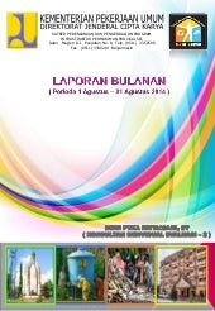 Cover Laporan Bulanan Fyka