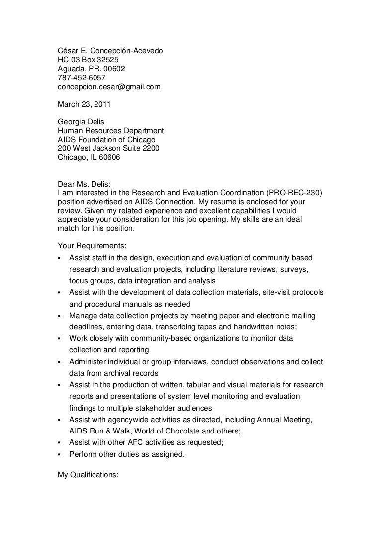 Cover letter madrichimfo Images