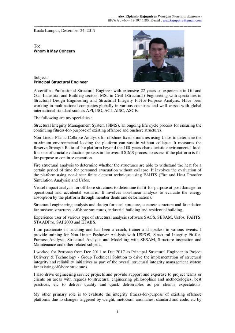 Cover letter (Alex Kajuputra)