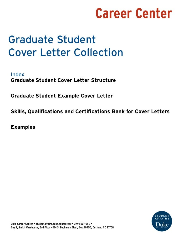 SlideShare  Student Cover Letter For Resume