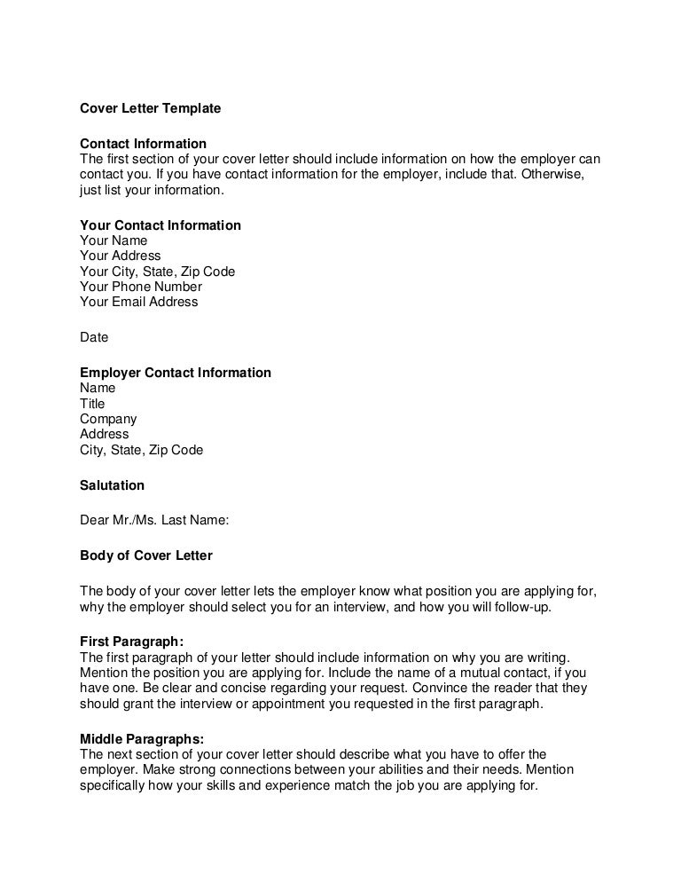 47+ Awesome What Cover Letter Should Include  You Should Try