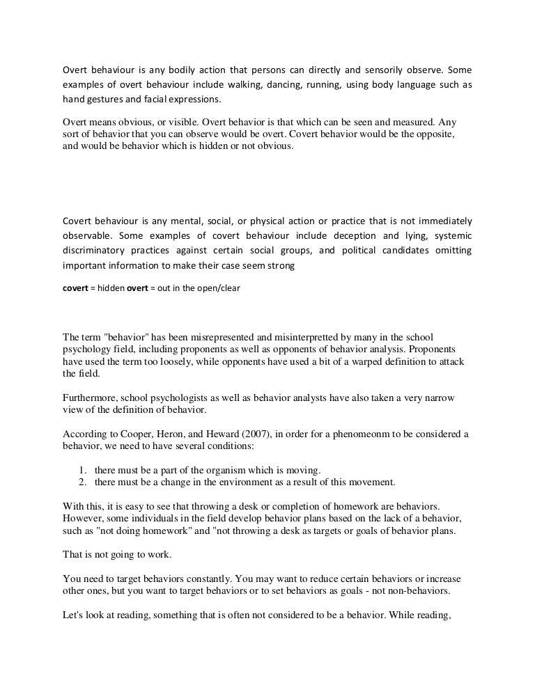 Behavior modification techniques. Contents of the lecture.