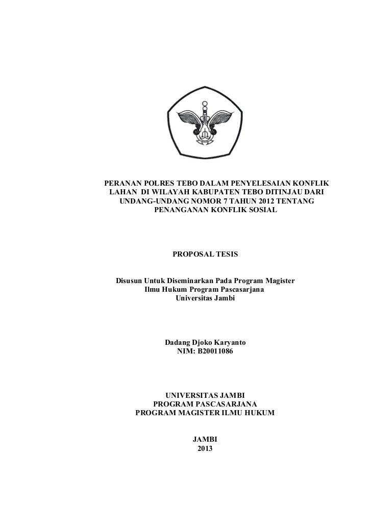 Cover Proposal Tesis