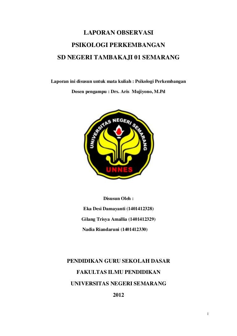 Cover Psikologi Tugas Akhir