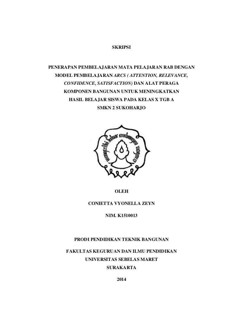 Cover Skripsi Conietta