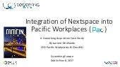 Coworking space takeover - The Pacific Workplaces business case