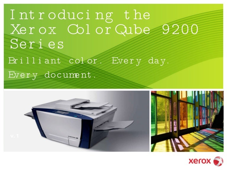 ColorQube         R      Genuine Xerox Supplies