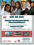 """Exploring Contracting Opportunities for Women Owned Businesses"" (DGS Event)"