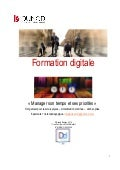 formation digitale dunod manager son temps et ses priorites