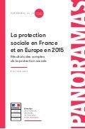 Protection sociale : la situation en 2015 - DREES