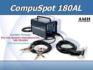 CompuSpot 180AL Aluminum Dent Puller