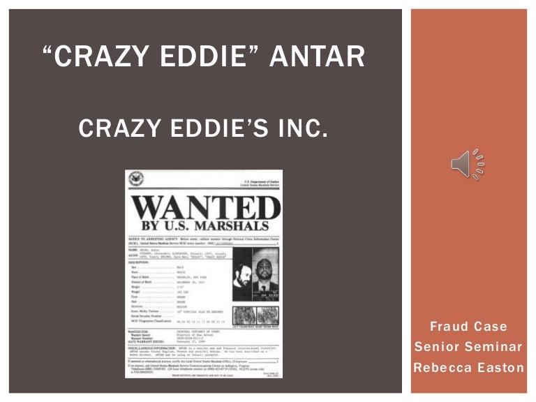 crazy eddie accounting scandal