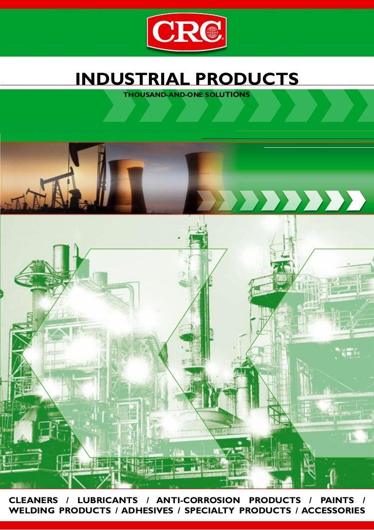 Crc industrial literature
