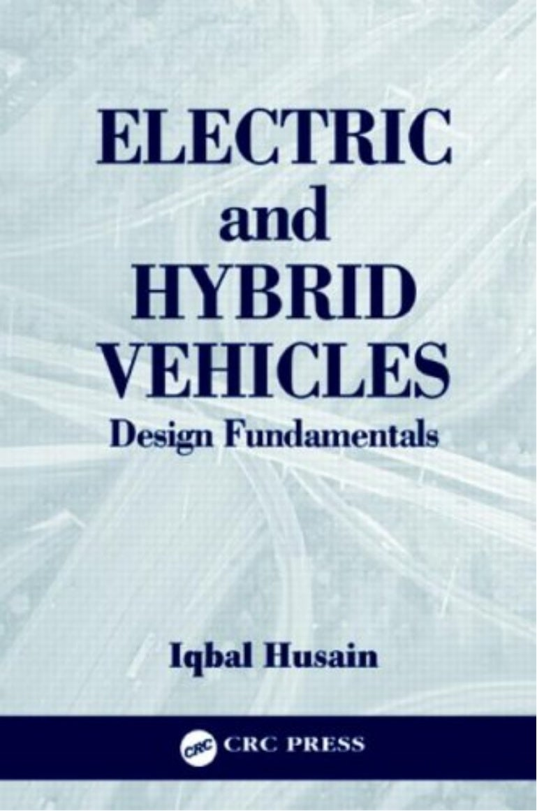 Hybrid Vehicle Pdf