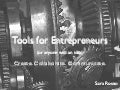 Tools for Entrepreneurs: Create. Collaborate. Communicate.
