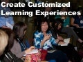 Create Customized Learning Experiences For Conferences