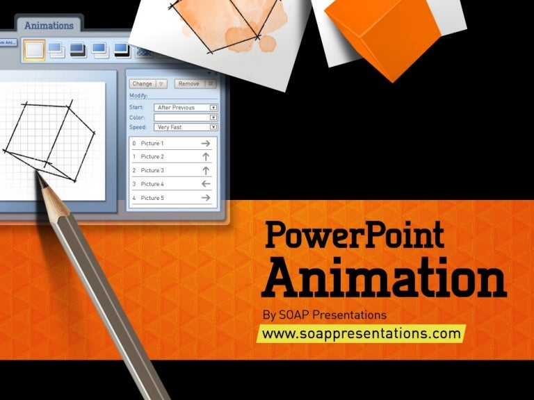 creating animated ppt presentations
