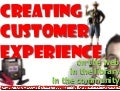 Creating Customer Experience: on the web, in the library, in the community