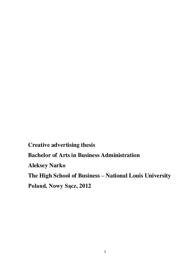 Thesis Alcohol advertisement makes drinking appear socially     SlideShare
