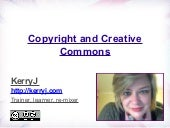 Creativecommons a quicklook