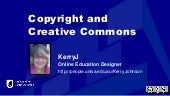 Creative commons licensing - extended