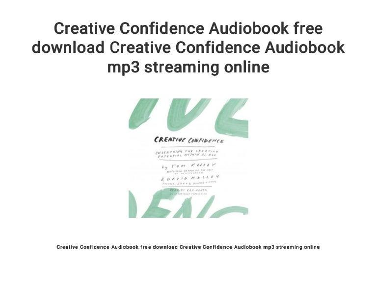 Creative confidence book free pdf download