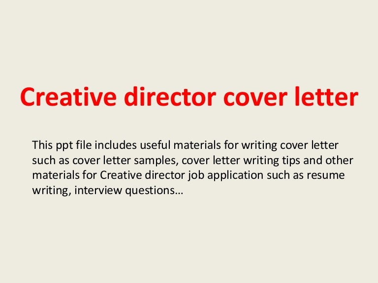art director cover letter cover letter b2b marketing manager