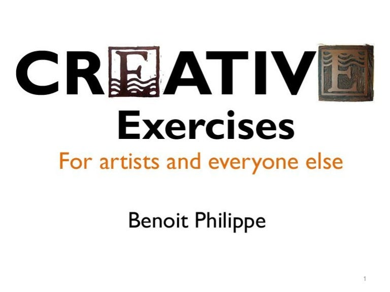 Creative Exercises For Artists