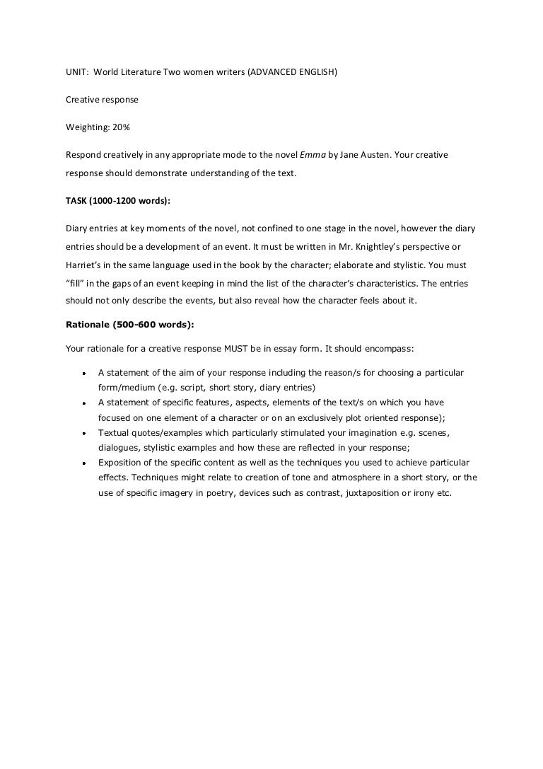creative essay on english english gcse creative writing essay