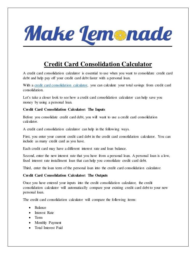 creditconsolidationcalculator 170825064532 thumbnail 4jpgcb1503643561 - Personal Loans For Credit Card Consolidation