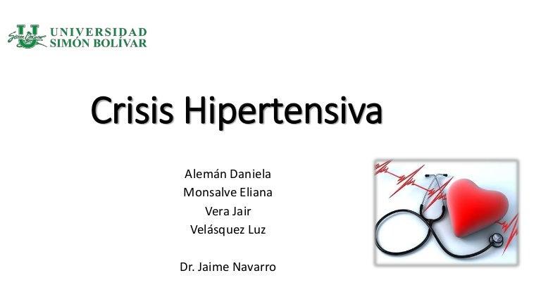 ¿Cuál es el tratamiento de la urgencia hipertensiva?