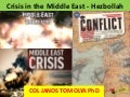 Crisis in the Middle East Hezbollah