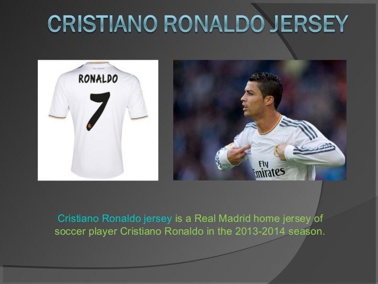 new arrival f24be e74f7 Cristiano ronaldo jersey