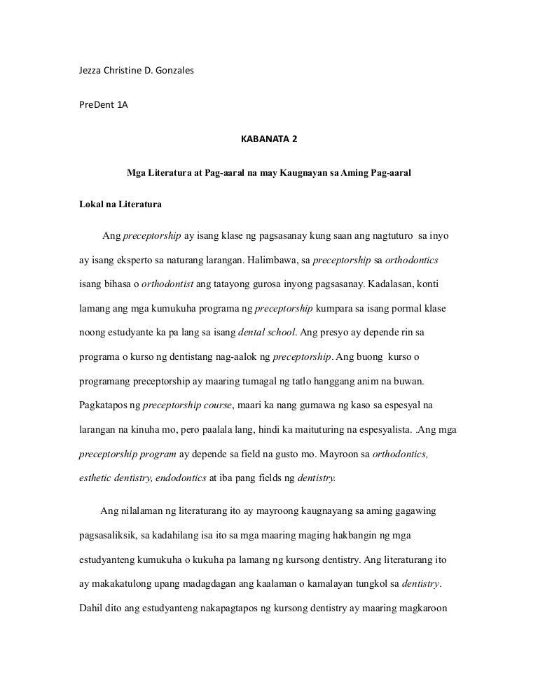 ang masamang epekto ng bawal na gamot essay