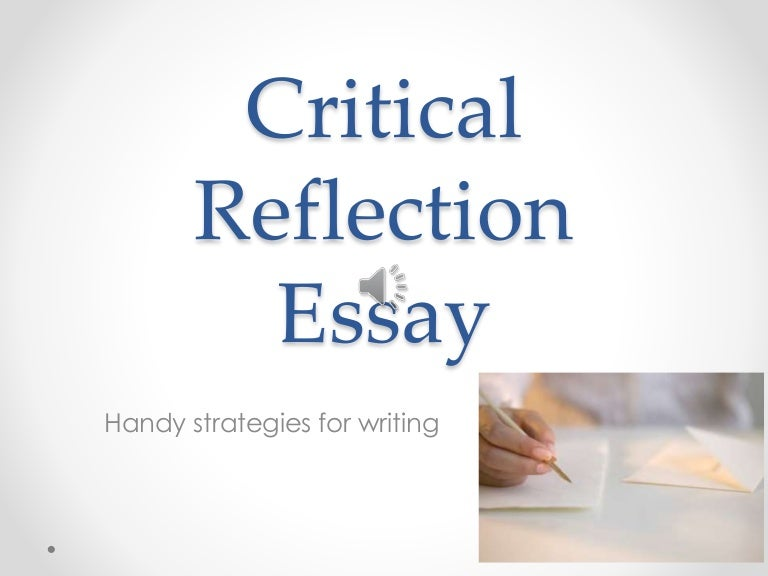 reflective account on social theory social work essay Anyone can learn for free on openlearn but creating an account lets you set up a attachment theory contribute to social work in reflective practice next keep.